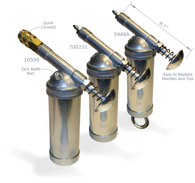 tecalemit grease gun instructions